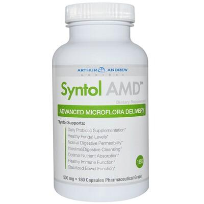 Syntol AMD, добавка для улучшения микрофлоры 180 капсул