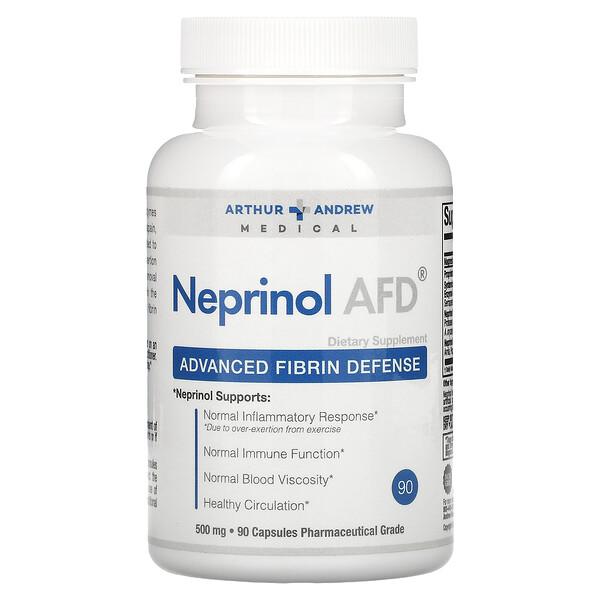 Neprinol極酶, 500毫克, 90粒膠囊