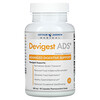 Arthur Andrew Medical, Devigest ADS, Advanced Digestive Support, 400 mg,  90 Capsules