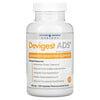Arthur Andrew Medical, DevigestADS, усовершенствованное средство для поддержки пищеварения, 400мг, 180капсул