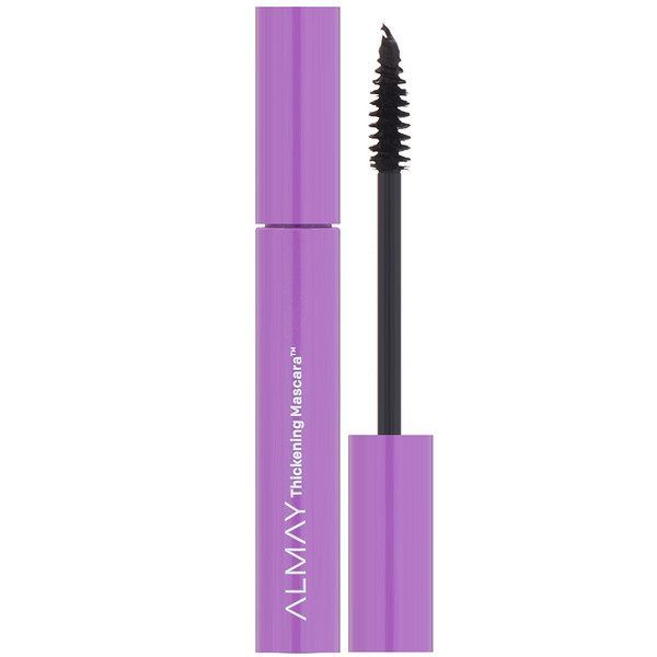 Almay, Thickening Mascara, 401 Blackest Black, 0.26 fl oz (7.7 ml) (Discontinued Item)