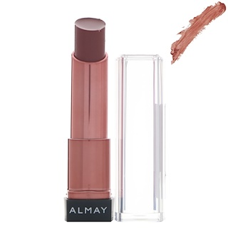 Almay, أحمر الشفاه Smart Shade Butter Kiss، 70، لون عاري-خفيف/ متوسط، 0.09 أوقية (2.55 غرام)