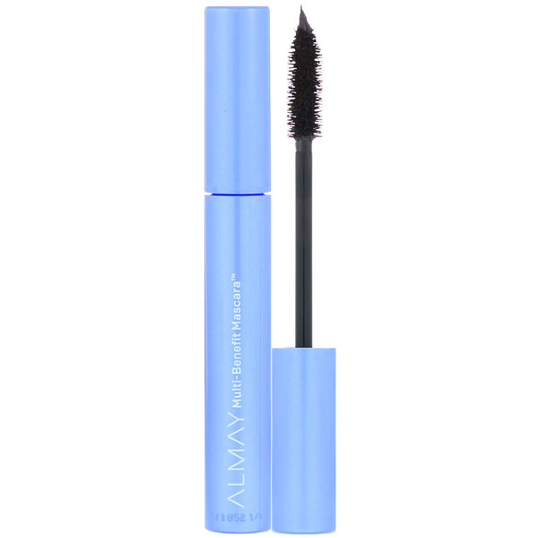 Almay, Multi-Benefit Mascara, 503, Black Brown, 0.24 fl oz (7 ml) (Discontinued Item)