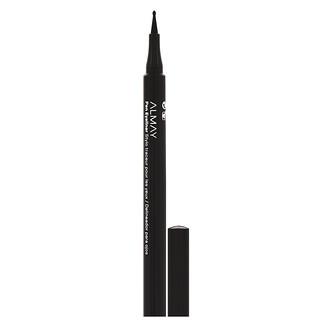 Almay, On the Ball, Pen Eyeliner, 208 Black, 0.056 oz (1.6 g)