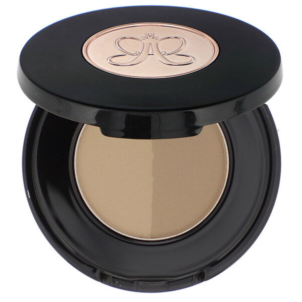 Brow Powder Duo, Taupe, 0.06 oz (1.6 g)