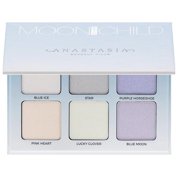 Anastasia Beverly Hills, Moonchild Glow Kit, 0.15 oz (4.2 g) Each (Discontinued Item)