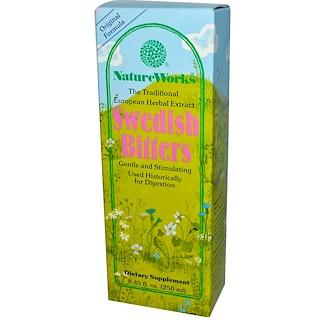 Abkit, NatureWorks, Amargos suecos, 8.45 fl oz (250 ml)