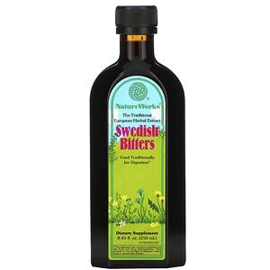 Абкит, NatureWorks, Swedish Bitters, 8.45 fl oz (250 ml) отзывы