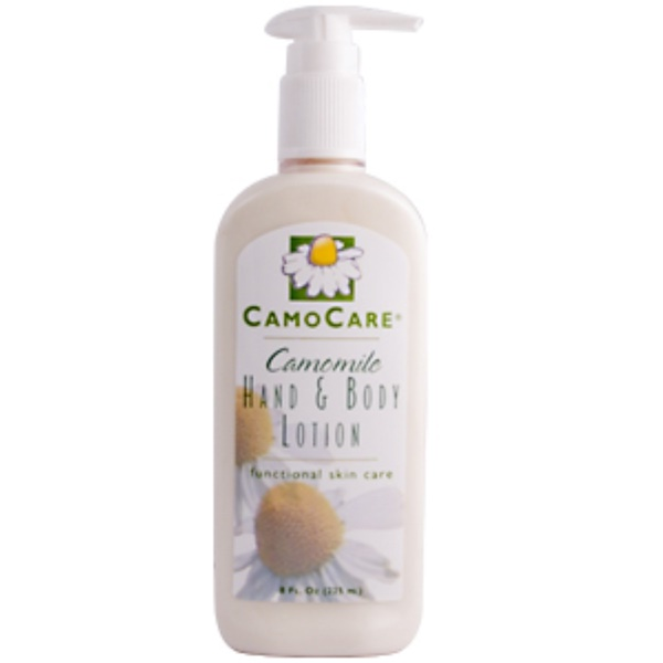 Abkit, CamoCare, Camomile Hand & Body Lotion, 8 fl oz (Discontinued Item)