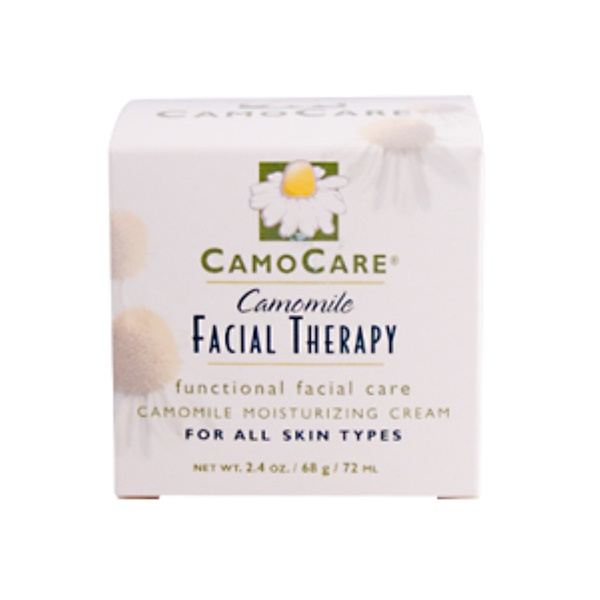 Abkit, CamoCare, Camomile Facial Therapy, 2.4 oz (Discontinued Item)