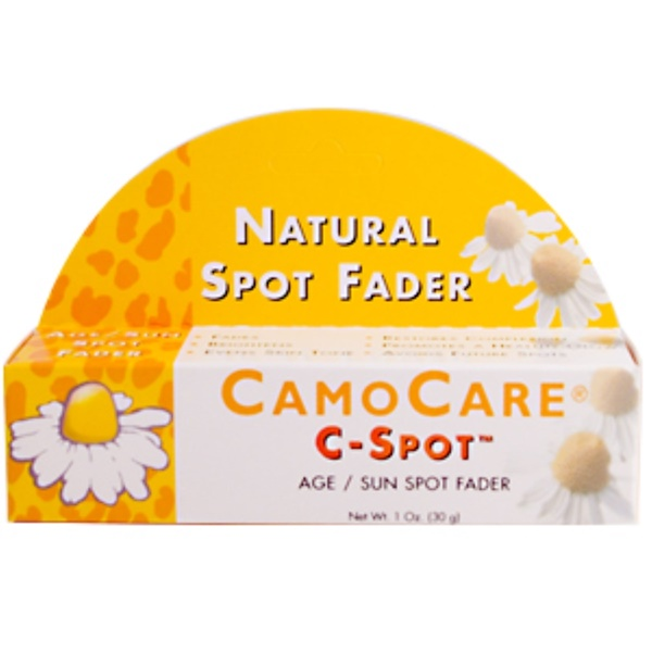 Abkit, CamoCare, C-Spot, 1 oz (30 g) (Discontinued Item)