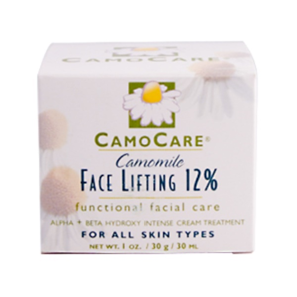 Abkit, CamoCare, Camomile Face Lifting 12%, 1 oz (30 ml) (Discontinued Item)