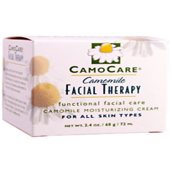 Abkit, CamoCare, Camomile Light Facial Therapy, 1 oz (30 ml) (Discontinued Item)