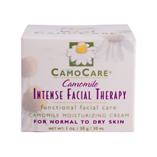 Abkit, CamoCare, Camomile Intense Facial Therapy, 1 oz (30 ml) (Discontinued Item)