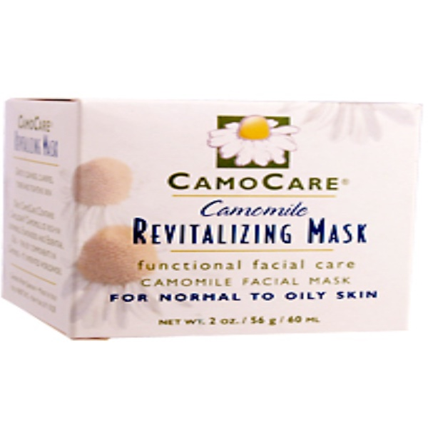 Abkit, CamoCare, Camomile Revitalizing Mask, 2 oz (60 ml) (Discontinued Item)