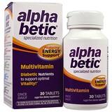 Отзывы о Abkit, Мультивитамины «Альфа Бетик», 30 таблеток