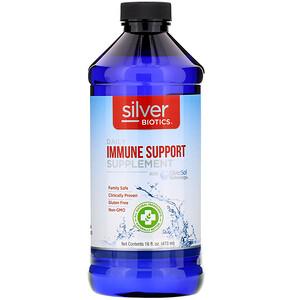 Американ Биотэк Лабс, Silver Biotics,  Daily Immune Support Supplement with SilverSol Technology, 16 fl oz (473 ml) отзывы