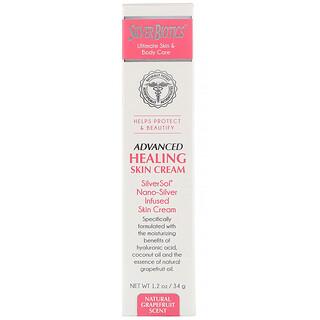 American Biotech Labs, Advanced Healing Skin Cream, hochentwickelte Heilungscreme, natürlicher Grapefruit-Duft, 34g (1,2oz.)