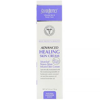 American Biotech Labs, Advanced Healing Skin Cream, hochentwickelte Heilungscreme, natürlicher Lavendel-Duft, 96g (3,4oz.)