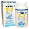 Щитовидная железа T-3, оригинальная формула, 180 капсул