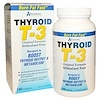 Absolute Nutrition, Thyroid T-3, Original Formula, 180 Capsules