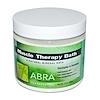 Abra Therapeutics, マッスルセラピーバス、ユーカリ & ローズマリー、17 oz (482 g)