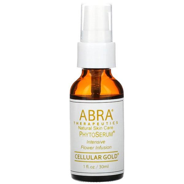 Abra Therapeutics, PhytoSerum, Cellular Gold, 1 fl oz (30 ml)