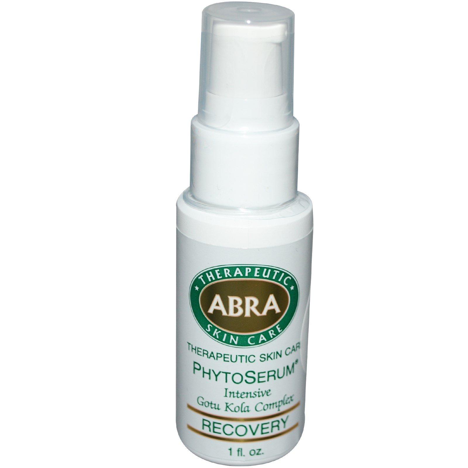 Abra Therapeutics, PhytoSerum, интенсивный комплекс готу кола, восстановление, 1 жидкая  унция