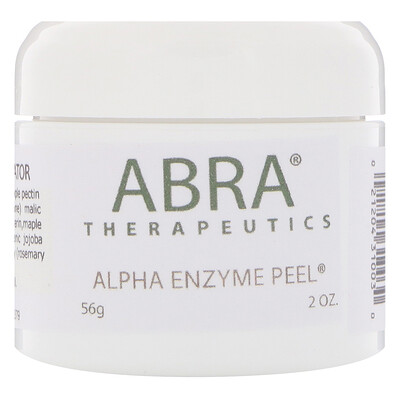 Alpha Enzyme Peel, 2 унции (56 г) holy land набор abr kit abr lot 125 abr day 50 abr rest 50