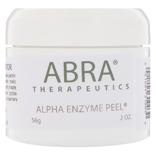 Abra Therapeutics, Alpha Enzyme Peel, 2 oz (56 g)