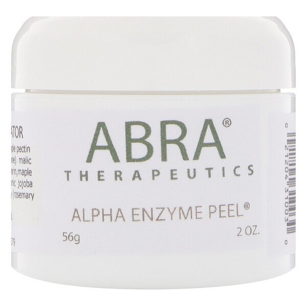 Abra Therapeutics, Alpha Enzyme Peel, 56 г
