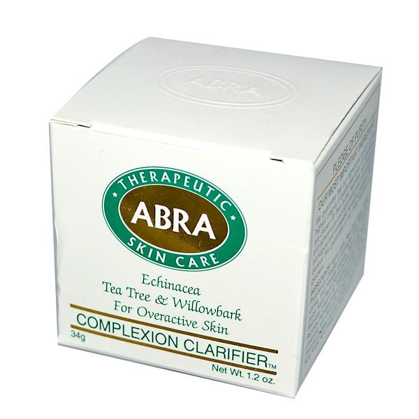 Abra Therapeutics, Complexion Clarifier, 1.2 oz (34 g) (Discontinued Item)