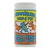 Abra Therapeutics, Aromasaurus Cold & Flu, Aroma Therapy Bubble Bath, 16 oz (453 g)