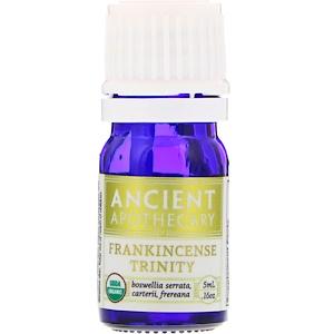 Ancient Apothecary, Frankincense Trinity, .16 oz (5 ml) отзывы