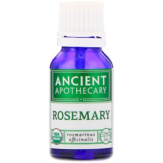 Ancient Apothecary, Rosemary, .5 oz (15 ml)