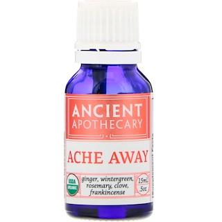 Ancient Apothecary, Ache Away, .5 oz (15 ml)