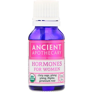 Ancient Apothecary, Hormones for Women, .5 oz (15 ml)