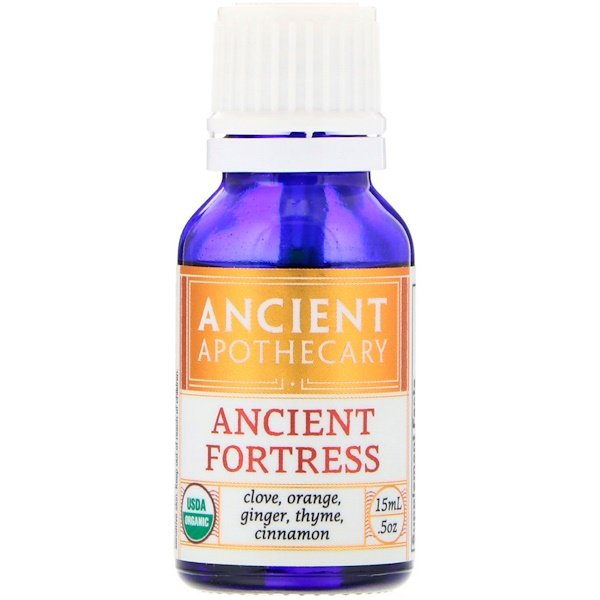 Ancient Apothecary, Fortaleza ancestral, 0.5 oz (15 ml) (Discontinued Item)