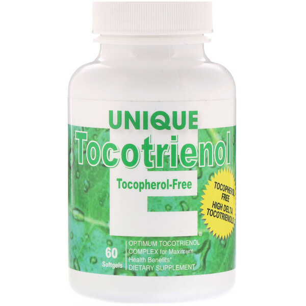 A.C. Grace Company, Unique Tocotrienol, 60 Softgels