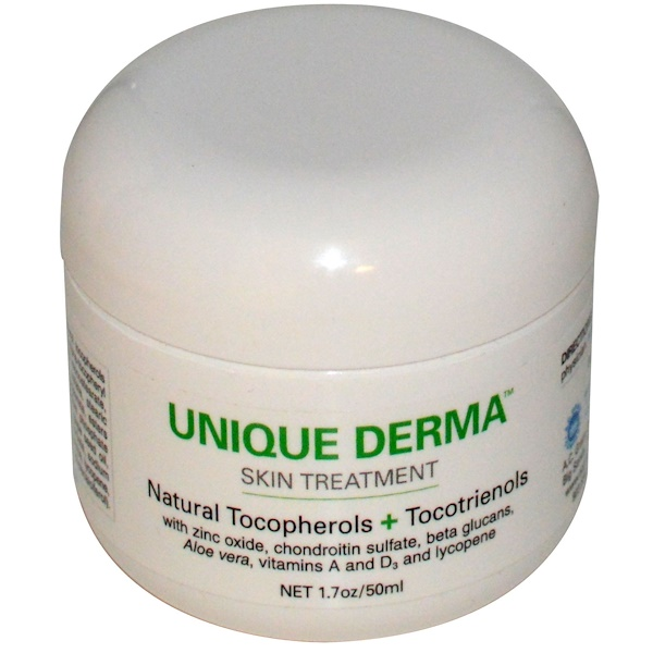 A.C. Grace Company, Unique Derma, Skin Treatment, 1.7 fl oz (50 ml) (Discontinued Item)