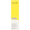 Acure, Brilliantly Brightening, Cleansing Gel, 4 fl oz (118 ml)