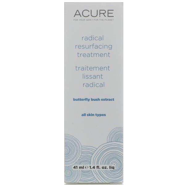 Acure Organics, Radical Resurfacing Treatment, Butterfly