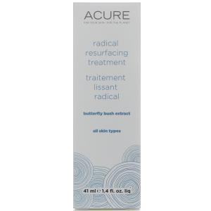 Acure Organics, Radically Rejuvenating, Resurfacing Cream , 1.4 fl oz (41 ml) купить на iHerb