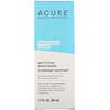 Acure, Incredibly Clear, Mattifying Moisturizer, 1.7 fl oz (50 ml)