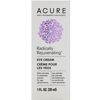 Acure, Radically Rejuvenating, Eye Cream, 1 fl oz (30 ml)