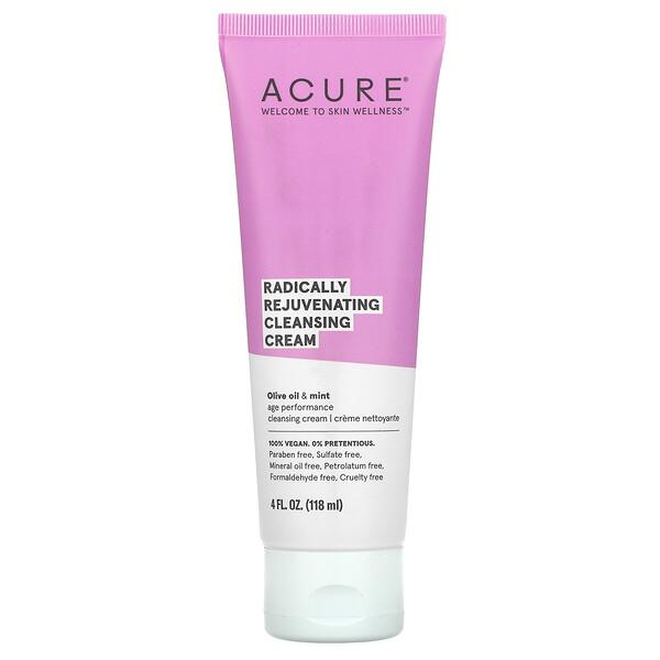 Radically Rejuvenating Cleansing Cream, 4 fl oz (118 ml)