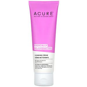 Акьюр Органикс, Radically Rejuvenating Cleansing Cream, 4 fl oz (118 ml) отзывы покупателей