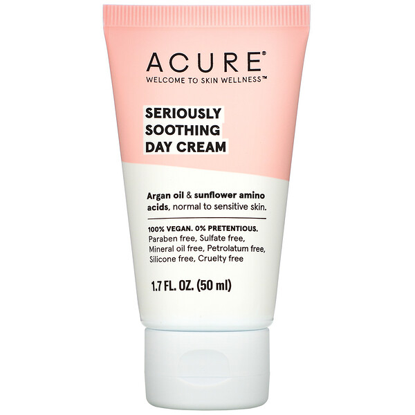 Acure, Seriously Soothing Day Cream, 1.7 fl oz (50 ml)