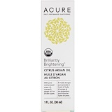 Отзывы о Acure, Brilliantly Brightening, Citrus Argan Oil, 1 fl oz (30 ml)