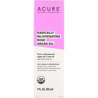 Оказывает радикальное омолаживающее действие, розовое и аргановое масла, 1 ж. унц. (30 мл) - фото